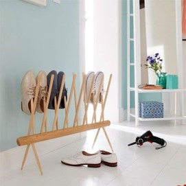 Perfect Shoe Rack Concepts Ideas For Storing Your Shoes 26