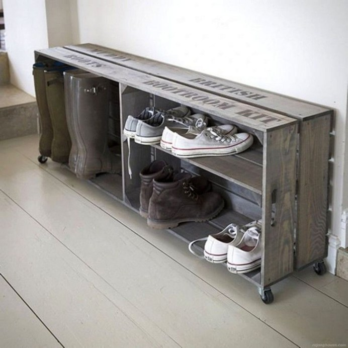 Perfect Shoe Rack Concepts Ideas For Storing Your Shoes 31