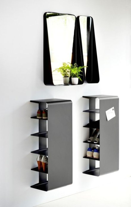 Perfect Shoe Rack Concepts Ideas For Storing Your Shoes 32