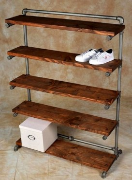 Perfect Shoe Rack Concepts Ideas For Storing Your Shoes 41