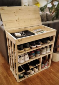 Perfect Shoe Rack Concepts Ideas For Storing Your Shoes 45