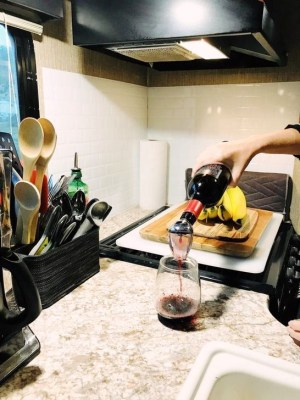 Unusual RV Kitchen Organization Ideas You Should Know 08