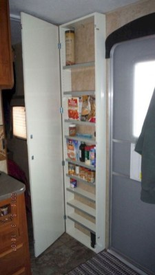 Unusual RV Kitchen Organization Ideas You Should Know 09