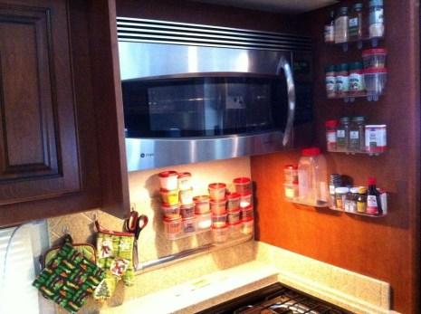 Unusual RV Kitchen Organization Ideas You Should Know 30
