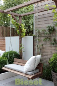 Awesome Backyard Seating Ideas For Best Inspiration 41