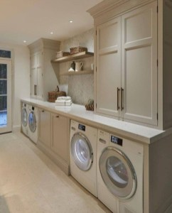 Perfect Functional Laundry Room Decoration Ideas For Low Budget 03