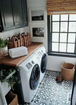 Perfect Functional Laundry Room Decoration Ideas For Low Budget 50