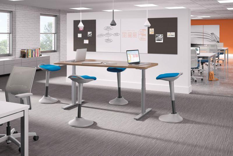 Coordinate Height Adjustable Base  HON Office Furniture