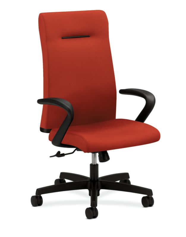 hon ignition fabric chair folding boat chairs for sale executive high-back hieh1   office furniture