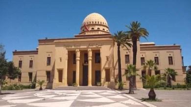 صورة بناية المسرح الملكي بمراكش اصبح مقر التجمعات الحزبية باي باي الثقافة !؟
