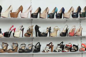 ಎತ್ತರದ ಹಿಮ್ಮಡಿಯ ಮೆಟ್ಟುಗಳು, High-heeled Footwear