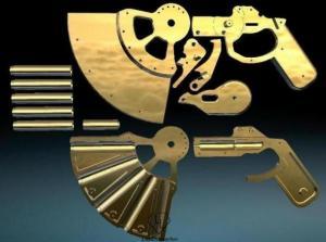 ದುಬಾರಿ ಪಿಸ್ತೂಲು, Expensive pistol