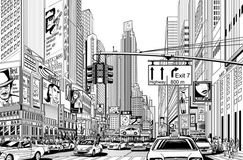 ದೊಡ್ಡ ನಗರ, Big City