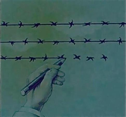 ಬಿಡುಗಡೆ, ಕಡಿವಾಣ, Freedom, Restriction