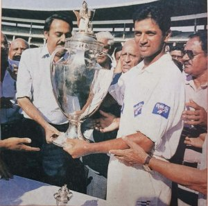 ರಣಜಿ 1997-98, Ranji 1997-98