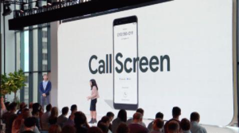 Google Call Screen