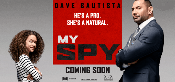 Download My Spy 2019
