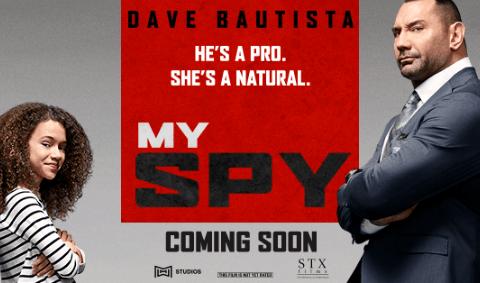 Download My Spy 2019