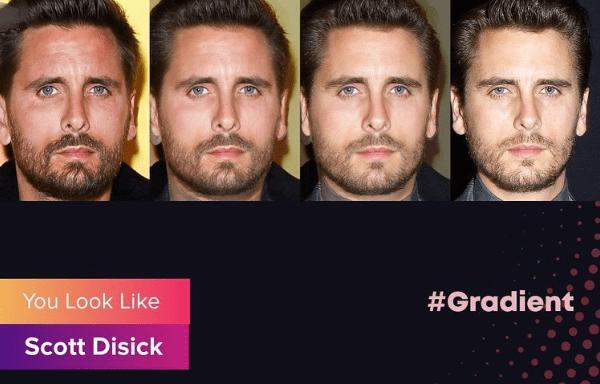 Gradient You Look Like
