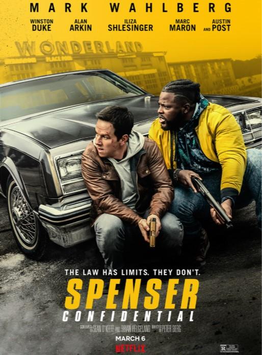 Spenser Confidential Full Movie