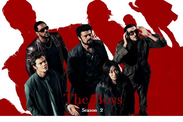 Download the boys season 2