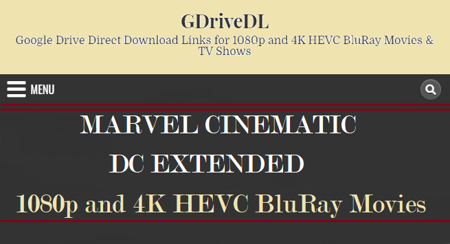 GDriveDL Movies