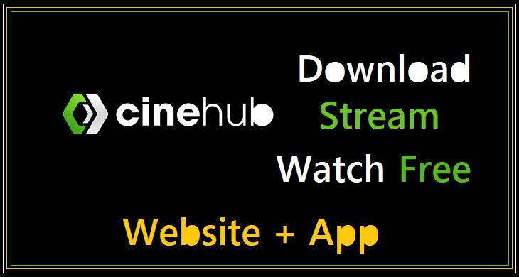 cinehub app apk movies website ios alternative