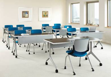 Hon Motivate Chairs And Tables