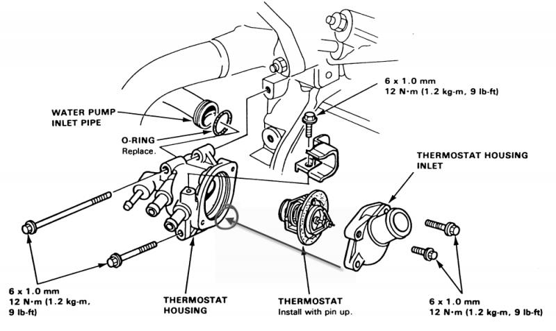 H22 Alternator Wiring Diagram