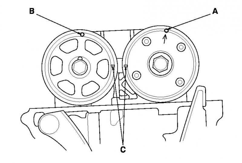 2003 Mdx Engine Diagram