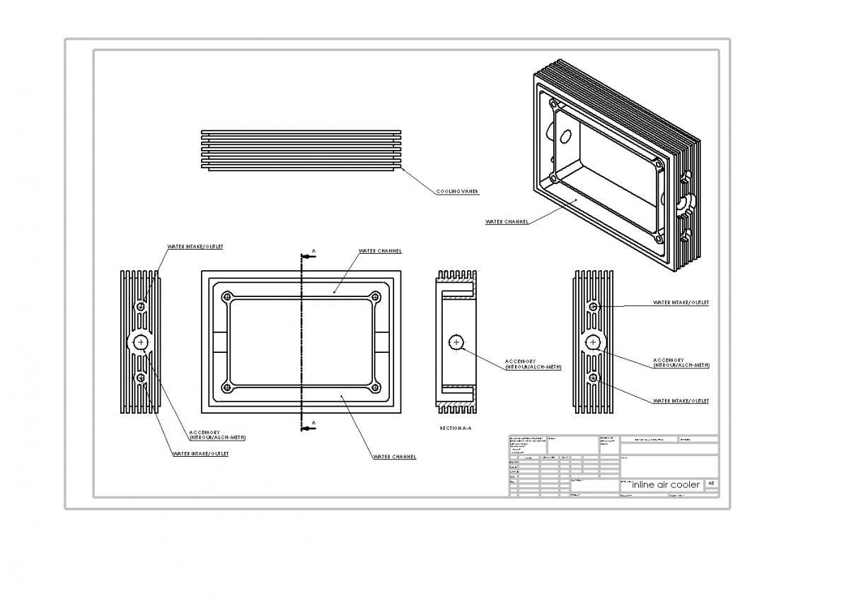 Air Cooler Air Cooler Plenum