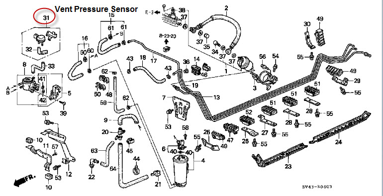 2002 honda accord evap diagram