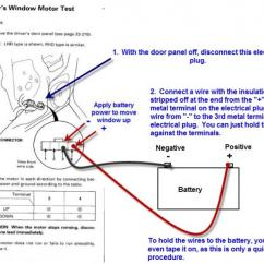 1990 Honda Accord Ex Wiring Diagram 1974 John Deere 140 Power Window Issue 94 Lx - Honda-tech