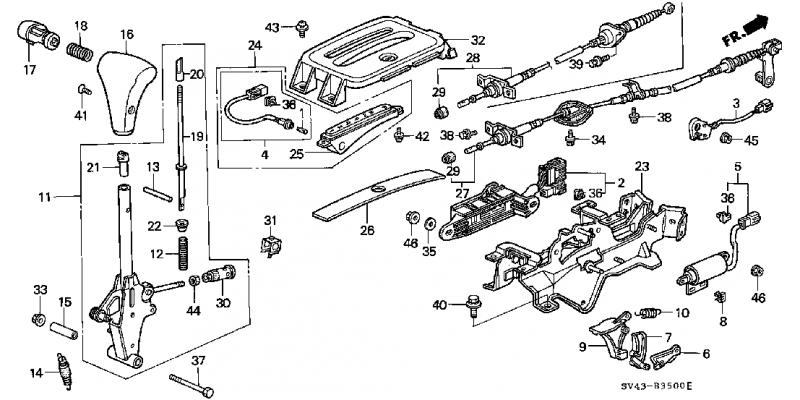How To Remove The Transmission In A 1992 Honda Accord