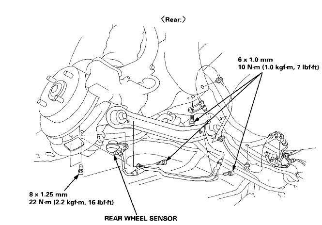 97 Honda Accord O2 Sensor Location Get Free Image About