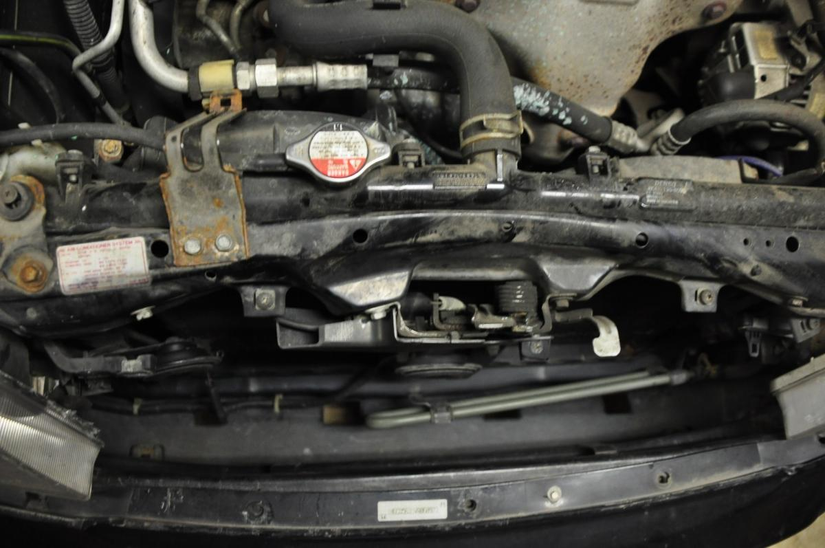 2003 Honda Pilot Ac Wiring Diagram 94 97 Radiator Support Removal Honda Tech