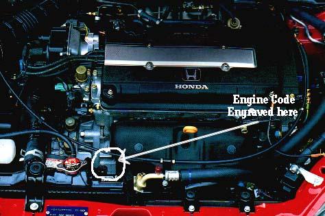 Fuel Filter On 1990 Honda Accord اين يوجد رقم الموتور بصمة في هوندا 99 م 1500