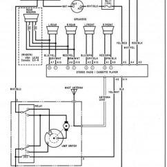1990 Honda Accord Ex Wiring Diagram Hotpoint Fridge Thermostat 94 Radio - Honda-tech
