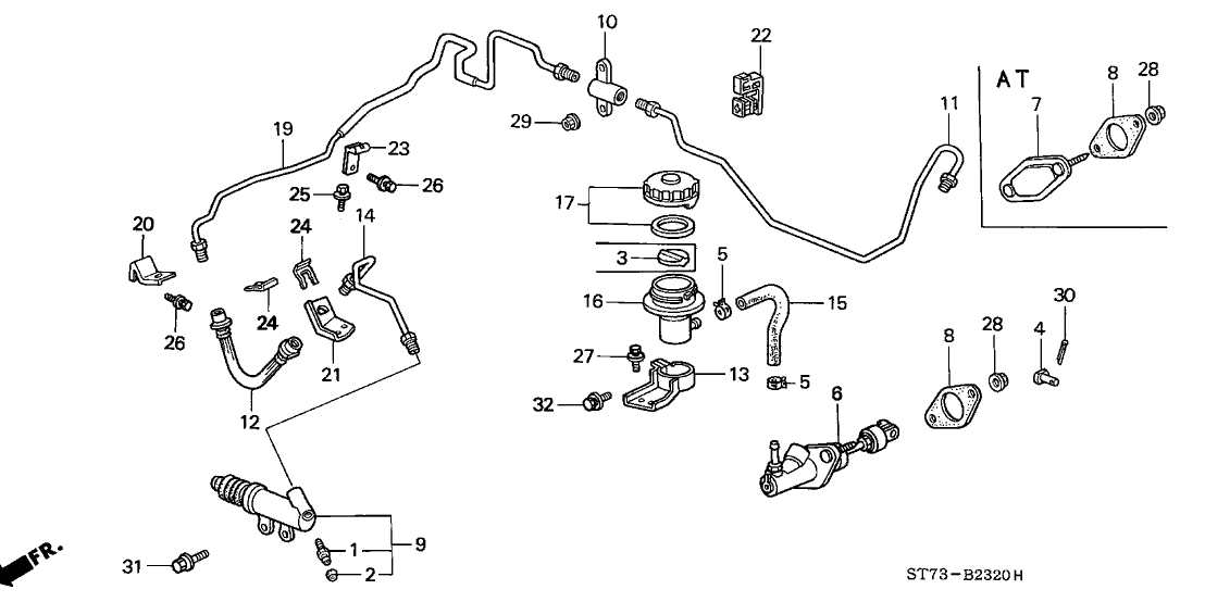 Acura Integra Alternator Wiring Diagram Diagrams