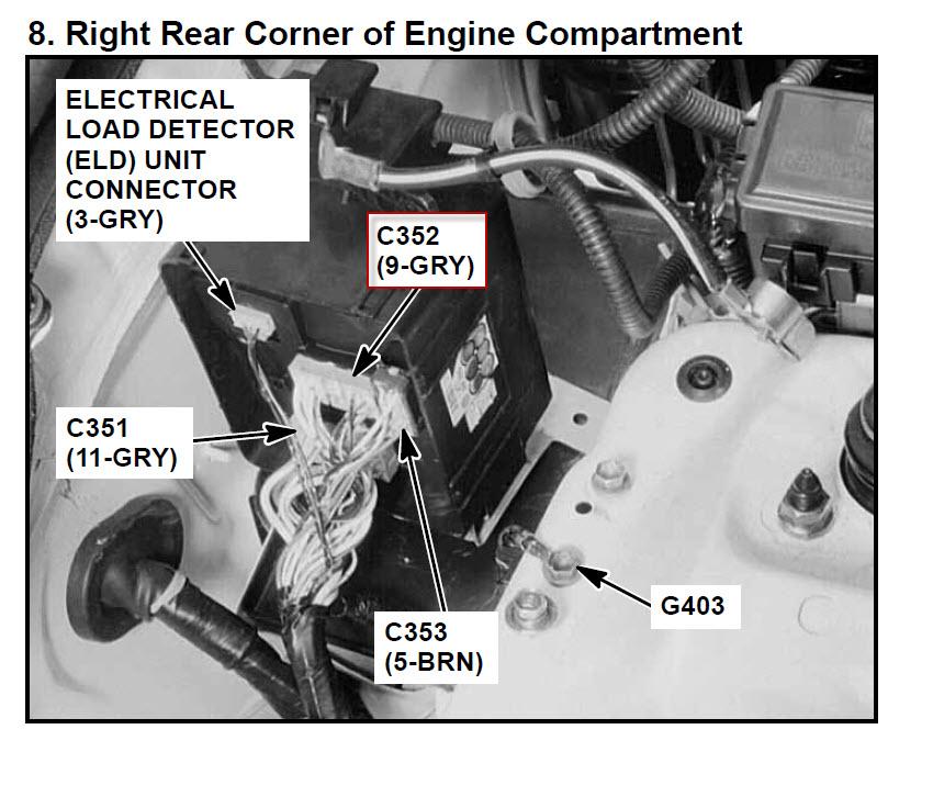 Honda Accord Cooling Fan Relay Further Honda Civic Wiring Diagram