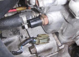 CRX with swap obd0 code 6 coolant temp help!!  HondaTech