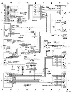 Wiring diagrams  HondaTech