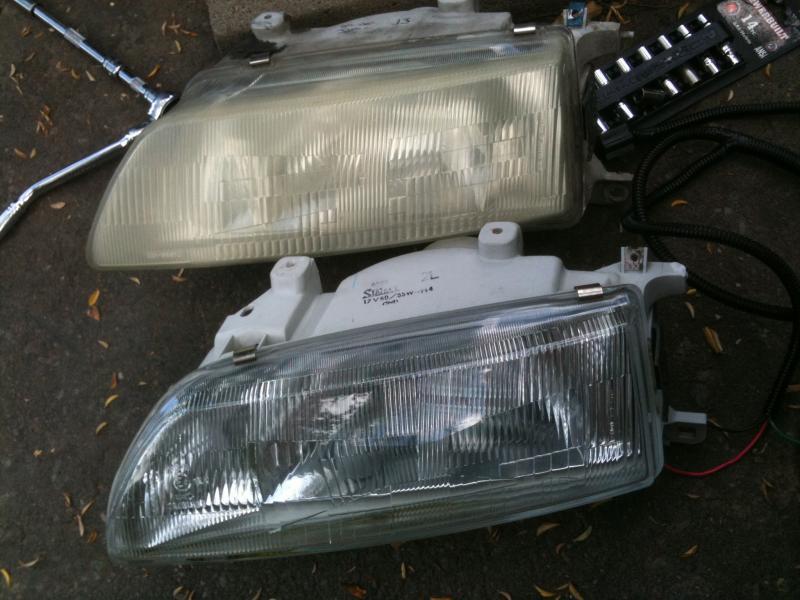 2000 Civic Headlights Honda Restore