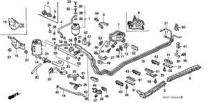 Fuel line leak  Line replacement suggestion?  HondaTech