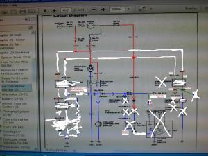 91 CRX DX w B16 Radiator Fan Relay wiring help! **PICS**  HondaTech