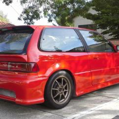 1990 Honda Civic Hatchback Radio Wiring Diagram Trailer Electrical Plug 89 Fuse Box | Get Free Image About