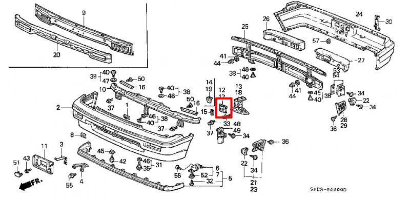88 Crx Wiring Diagram Civic Vx Wiring Diagram ~ Elsavadorla