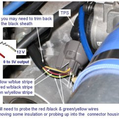Integra Wiring Diagram Automotive Diagrams Throttle Position Sensor Problem - Honda-tech