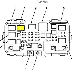1997 Acura Integra Stereo Wiring Diagram Stair Light Switch For 1998 Rl | Get Free Image About