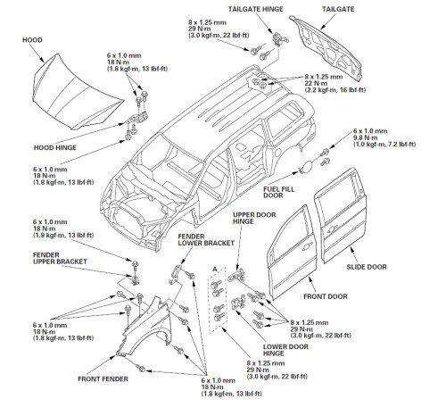 small resolution of service manual 2010 honda odyssey transmission diagram